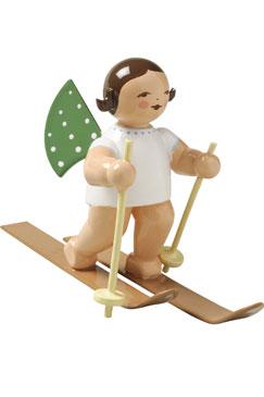 Grünhainicher Engel engel auf ski grünhainicher engel wendt und kühn